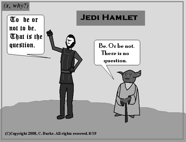 Jedi Hamlet