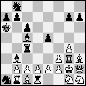 Chess Position from Turnary Reasoning