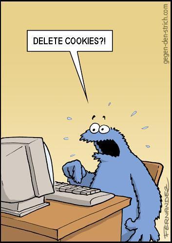 Delete Cookies?!