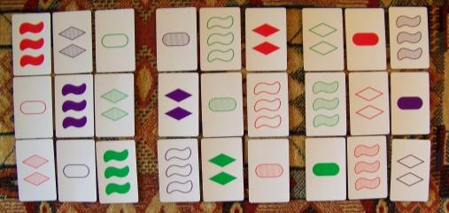Magic Set Cube