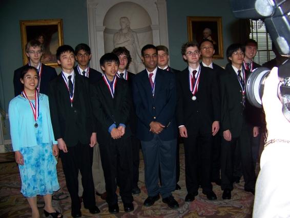 USAMO Winners 2007
